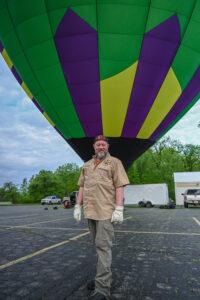 John C. Trione Chief Pilot/Owner